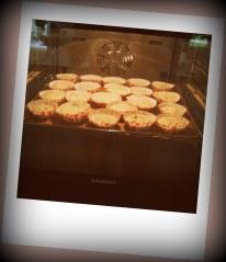 Der Gute Muffin im Ofen