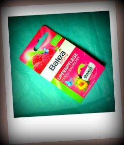 Balea lovely raspberry Verpackung