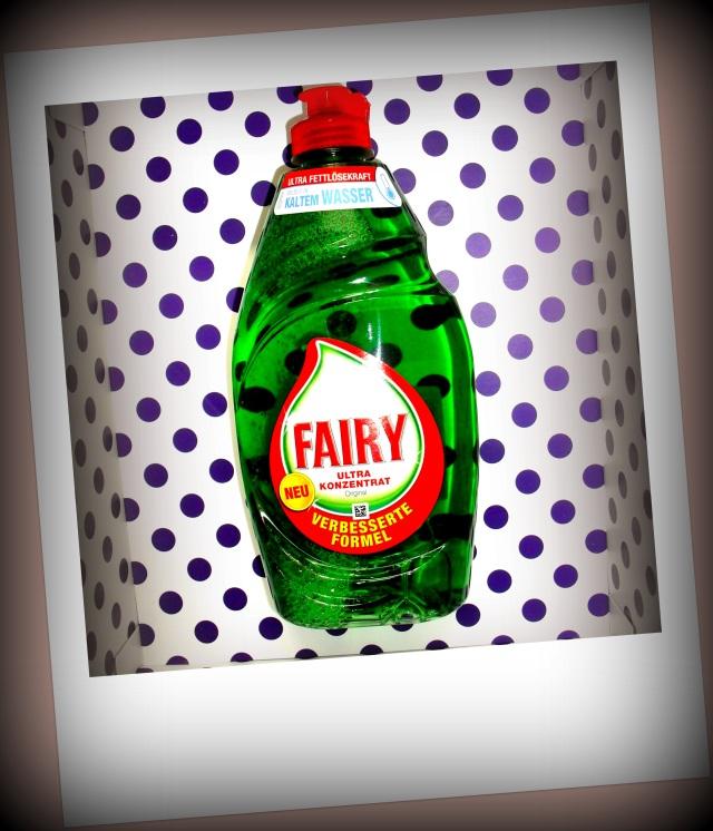 Fairy Ultra Konzentrat Original