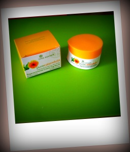 Yves Rocher pure calendula Regenerierende Creme Tag/Nacht