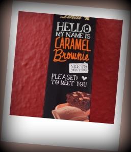 Lindt Hello Caramel Brownie