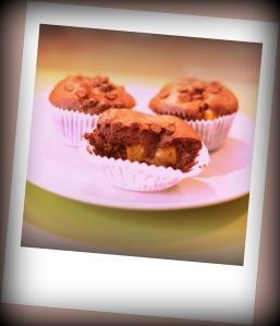 Dr. Oetker Früchte fix: Muffins mit Pfirsichfüllung