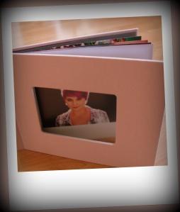KODAK Fotobuch mit Sichtfenster