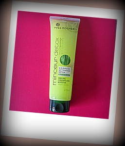 minceur detox Peeling und Figurpflege-Booster