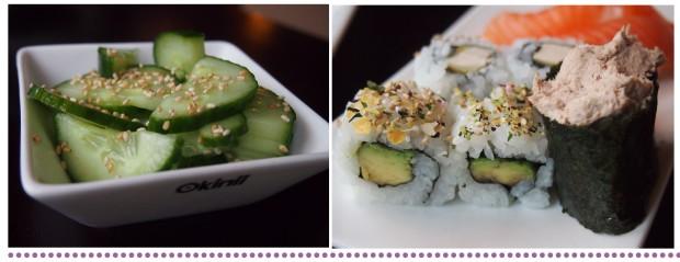okinii-sushi-gurkensalat
