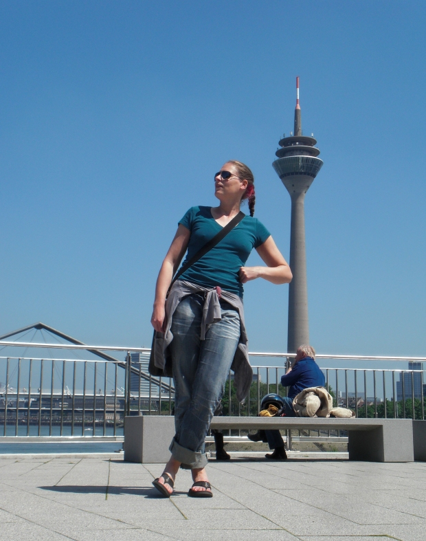 Die Frau hinter Mr.O: Anette Strohmeyer Bild: Anette Strohmeyer