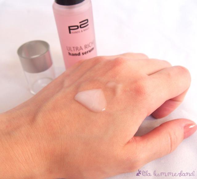 p2-ultra-rich-hand-serum-auftrag