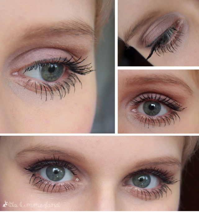 color-up-eyeshadow-tarte-delight-amu-tragebild-rosa-braun