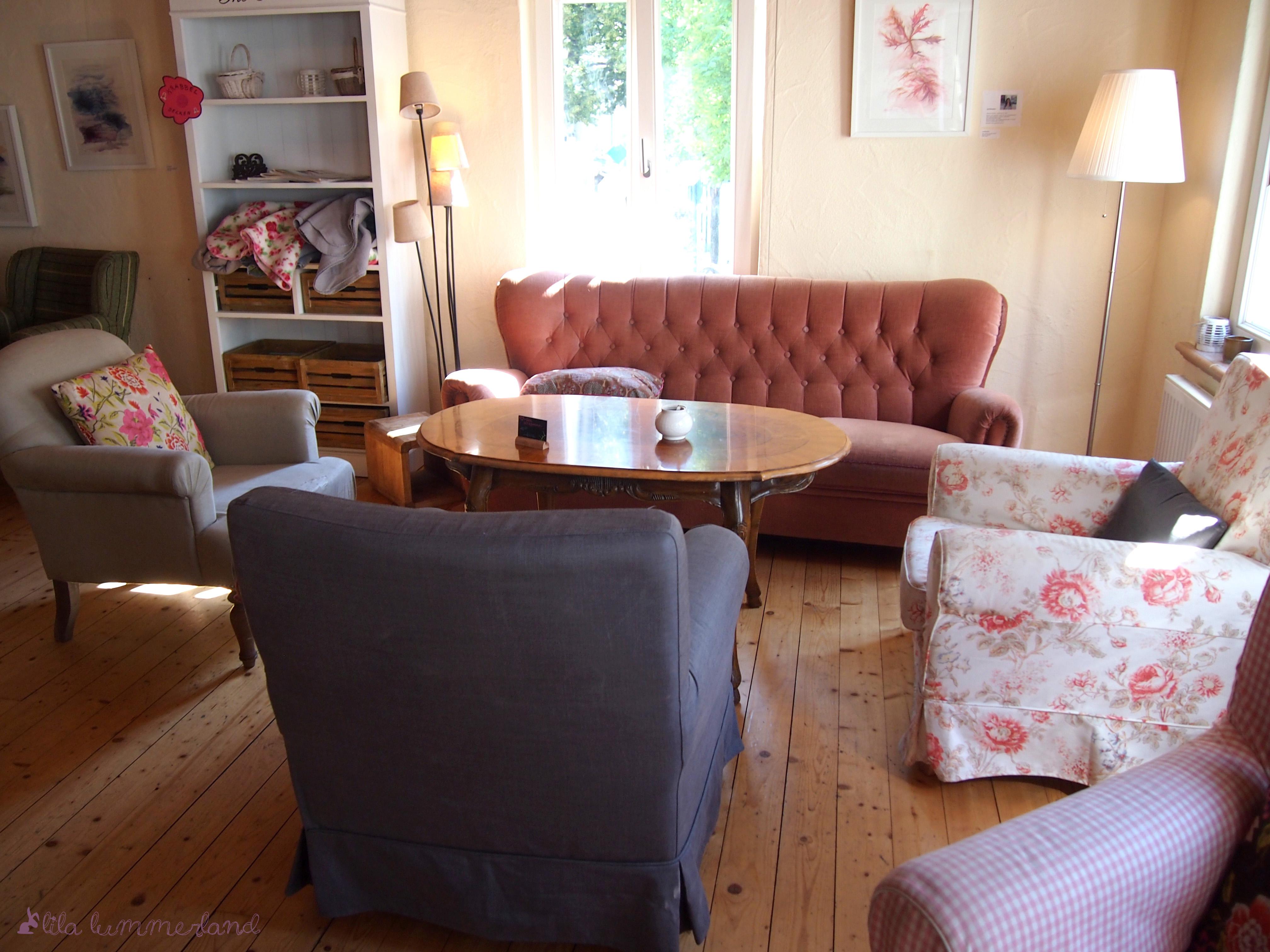 Ein Besuch In Mayras Wohnzimmer