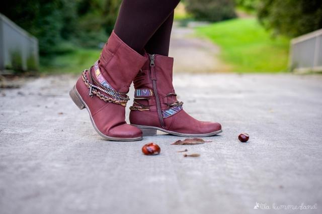 mjus-stiefel-stiefelette-braun-rosa-cowboy