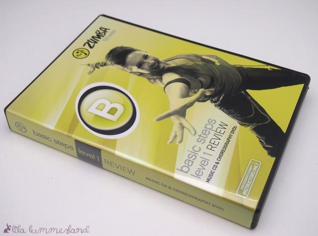 DVDs und CDs, die man erhält, damit der Einstieg leichter ist und man die Grundschritte auch zu Hause noch mal üben kann.