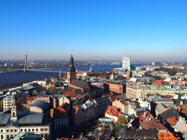 Riga-Altstadt-Ueberblick