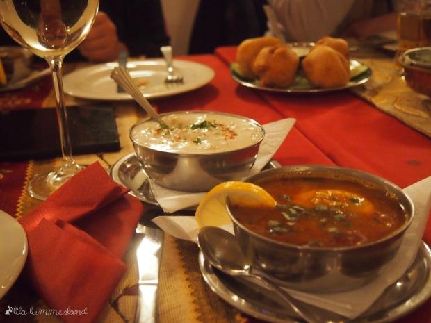 taste of india suppe zitronengras linsen joghurt scharf