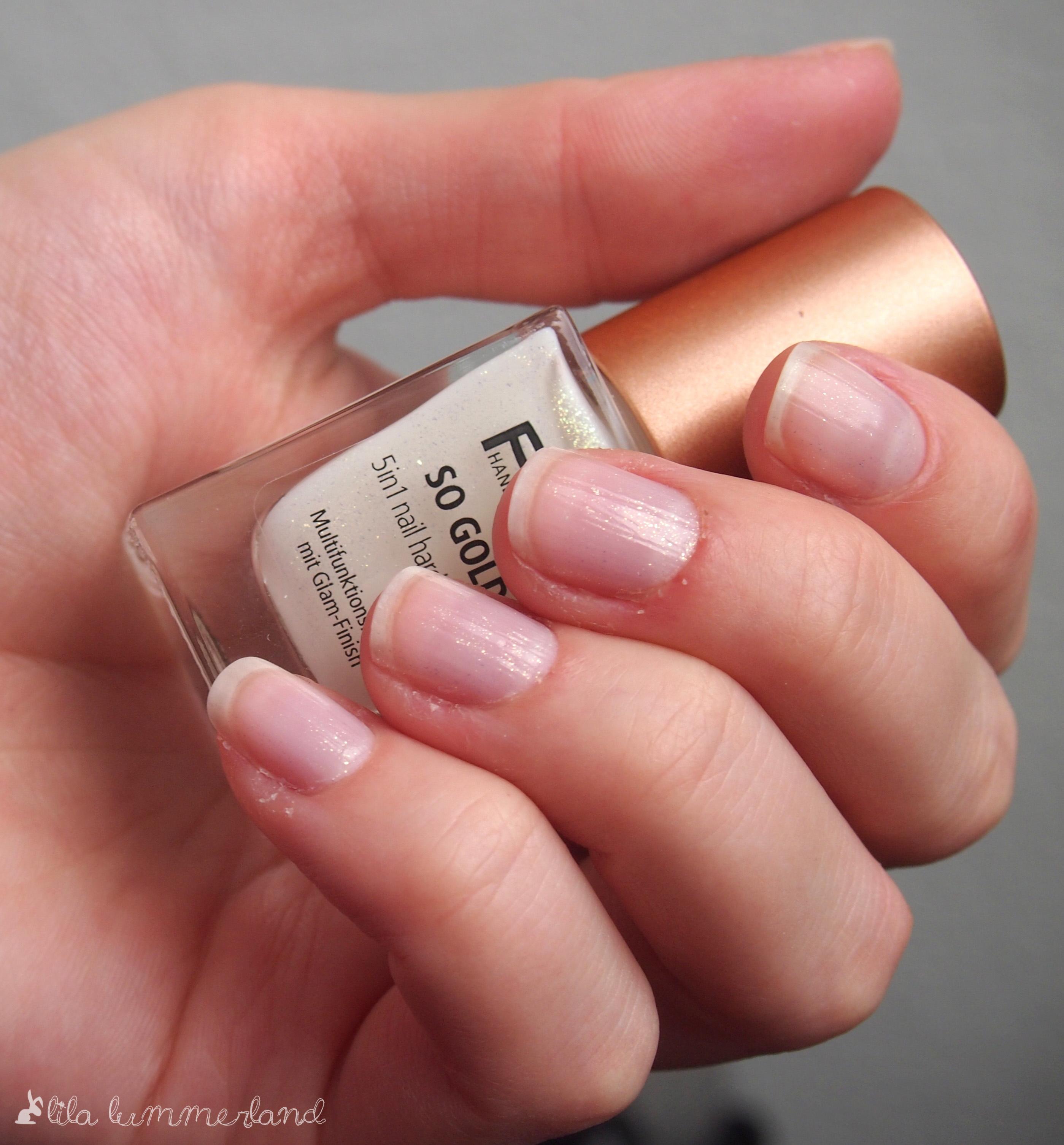 p2 SO GOLD 5in1 nail hardener