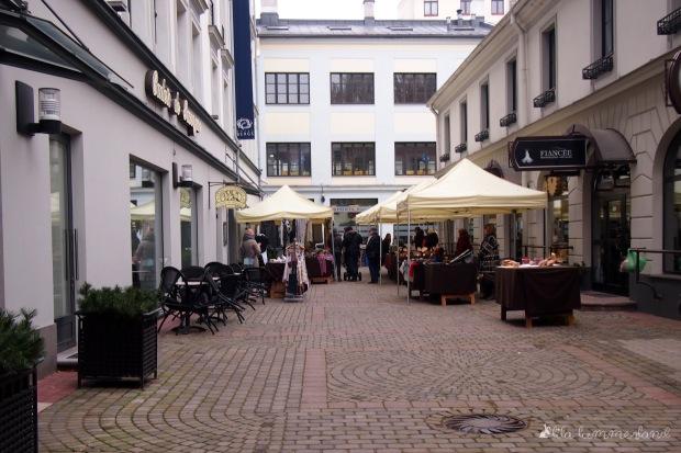 Der Berg's Bazar in Riga