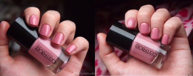 CATRICE Ultra Stay & Gel Shine 3 Step Nail System karl says tres chic rosa nude