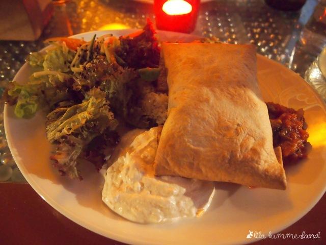 Der unkonventionelle Burrito
