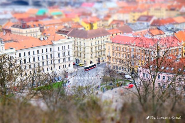 Und zum Schluss: Ein Blick auf die Stadt mit Miniatur-Effekt =)