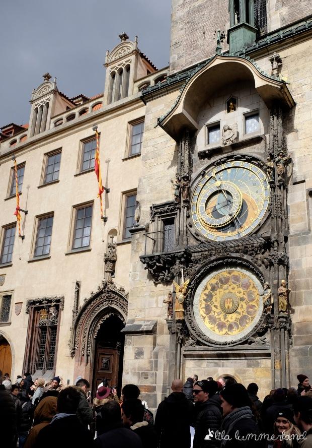Die astronomische Uhr