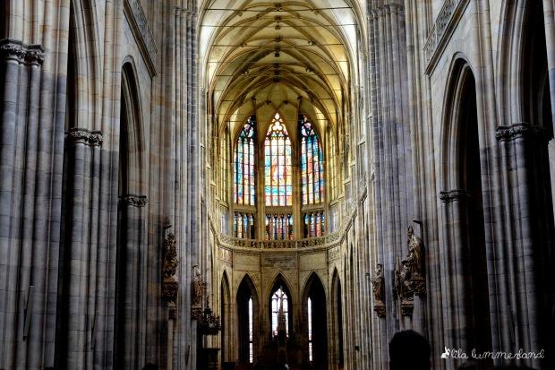 In der St.-Veits-Kathedrale