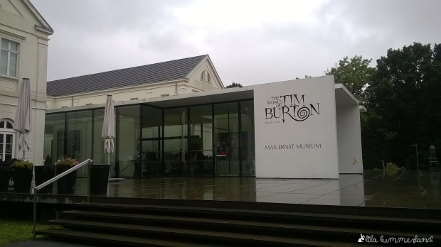 the world of tim burton bruehl ausstellung