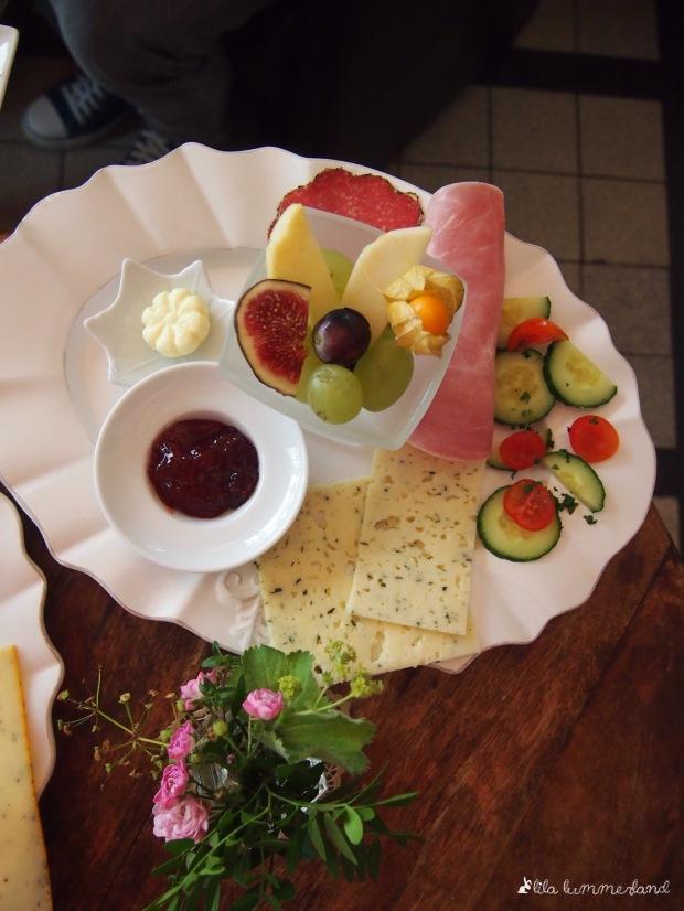 café blüte bonn frühstück spezial mit marmelade