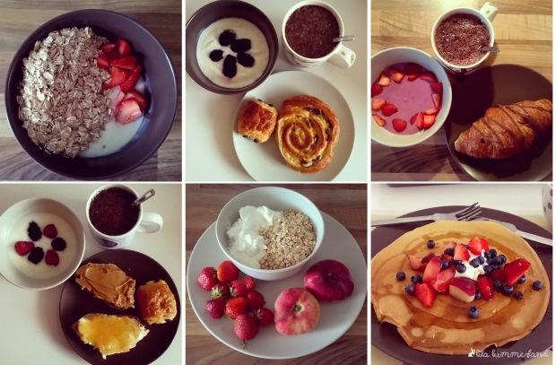 Meine liebste Mahlzeit: Süßes Frühstück