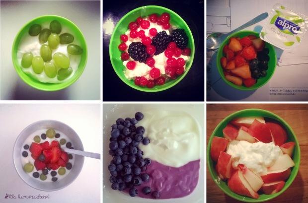 Fruchtzucker erlaubt: mein zweites Frühstück