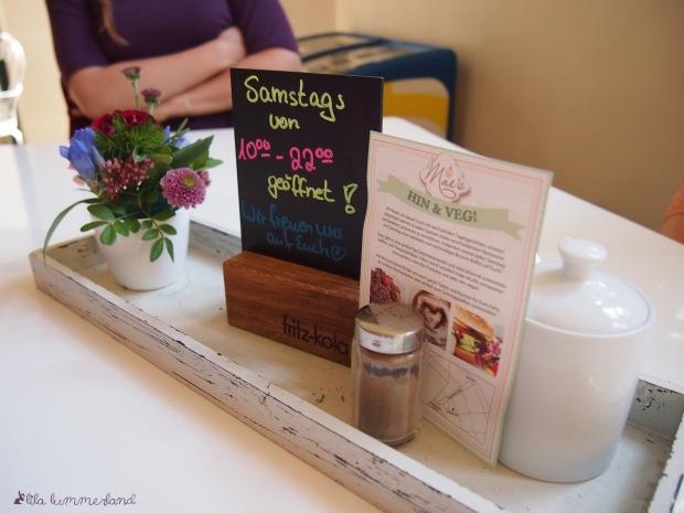 Mae's Café Bonn Samstag