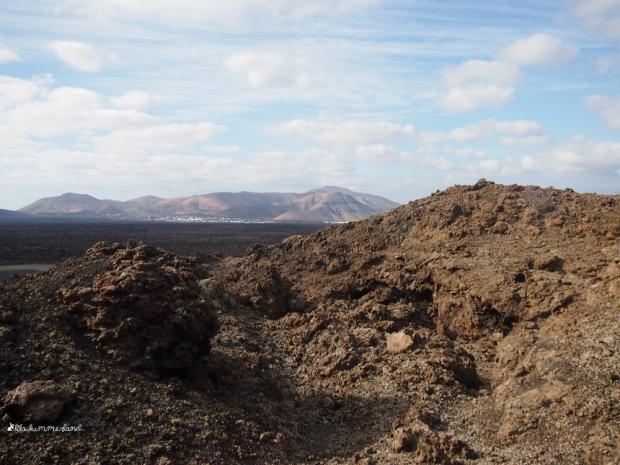 lanzarote timanfaya vulkaninsel