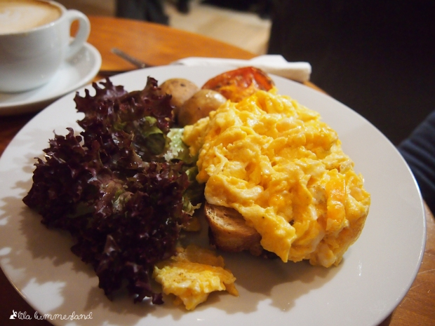 ccest la vie bonn frühstück rührei