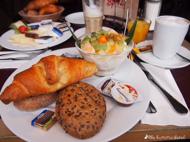 Café Spitz Bonn Frühstück