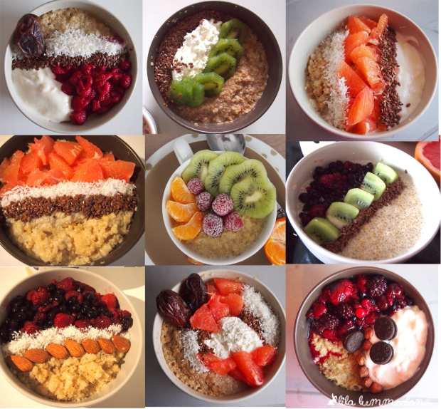 breakfast-quinoa-compilation