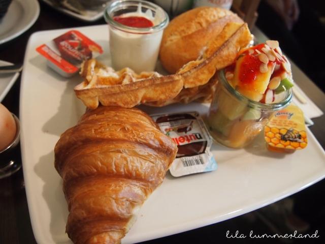 café mokka süßes frühstück schlemmerfrühstück