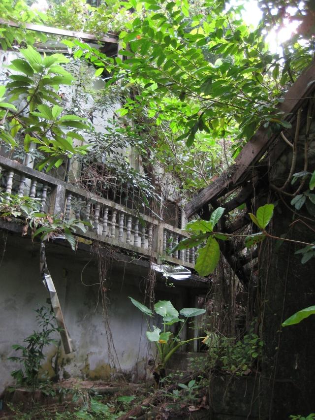 Hotelruine in Thailand | Bild: Anette Strohmeyer