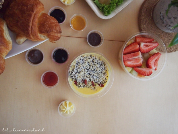 early taste düsseldorf frühstück smoothie bowl