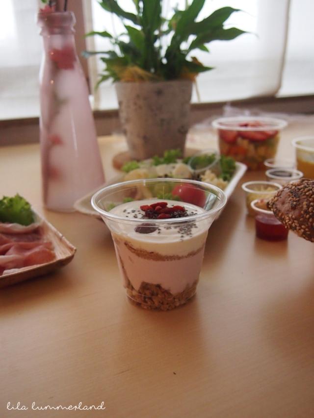 early taste frühstück joghurt