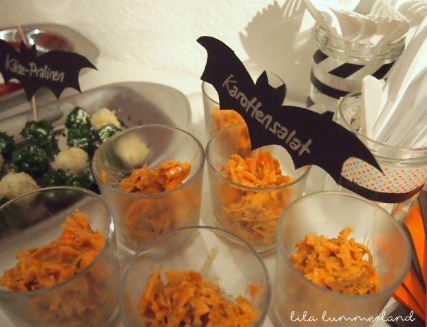 halloween-karottensalat