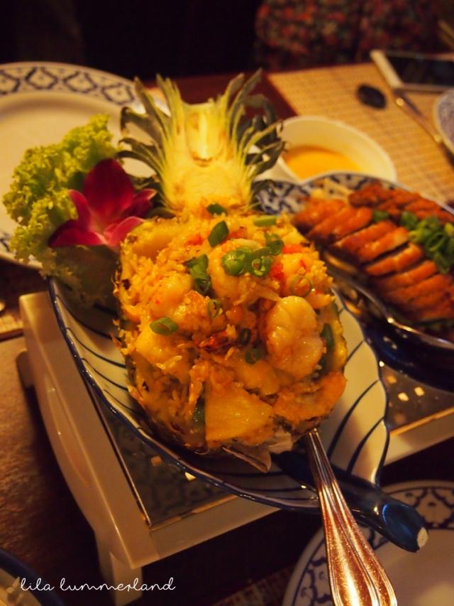 thai-haus-köln-essen-ananas